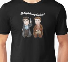 Oh Captain, My Captain! Unisex T-Shirt