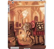 In the factory iPad Case/Skin