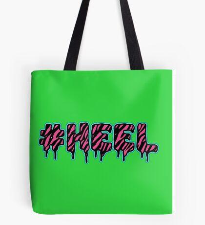 #HEEL - Electric Tote Bag