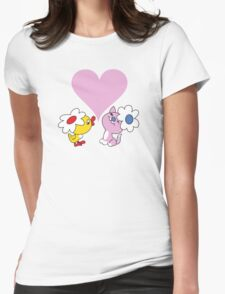 Kitty and duckling in love T-Shirt