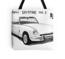 Triumph Spitfire Tote Bag