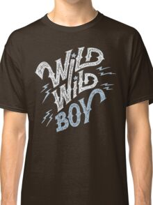 Wild Wild Boy Classic T-Shirt
