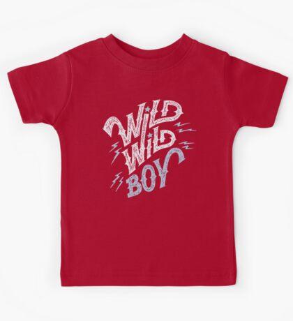 Wild Wild Boy Kids Tee