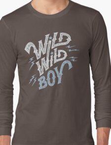 Wild Wild Boy Long Sleeve T-Shirt