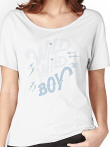 Wild Wild Boy Women's Relaxed Fit T-Shirt
