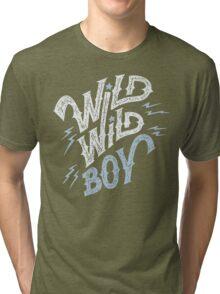 Wild Wild Boy Tri-blend T-Shirt