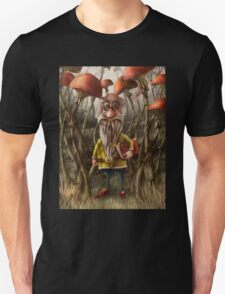 Aalbert Van Edeborg from Mushroom Mountains T-Shirt