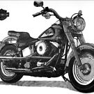 Harley Davidson. by Steve Pearcy