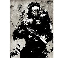 Master Chief HALO Photographic Print