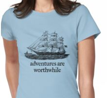 Adventure Are Worthwhile T-Shirt