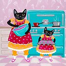 Making Cupcakes with Cats by Ryan Conners