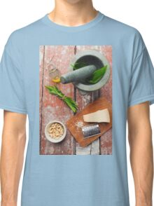 Wild garlic pesto Classic T-Shirt