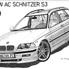 BMW AC Schnitzer S3 by Steve Pearcy