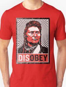 Chief Joseph Disobey T-Shirt