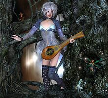 A Little Faerie Music by Rose Moxon