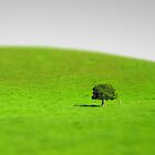 lonely tree by russtokyo