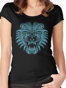 Tattoo Tiger - Year of the Tiger Women's Fitted Scoop T-Shirt