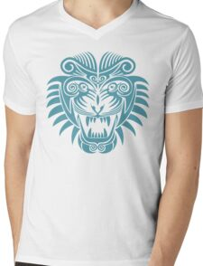 Tattoo Tiger - Year of the Tiger Mens V-Neck T-Shirt