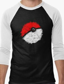 Poké Ball Men's Baseball ¾ T-Shirt