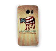 A Nation of Sheep Samsung Galaxy Case/Skin