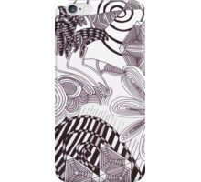 Death's Garden iPhone Case/Skin