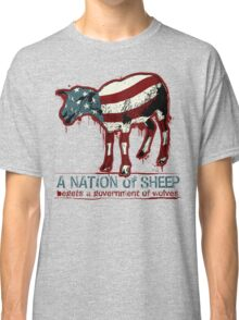 A Nation of Sheep Classic T-Shirt