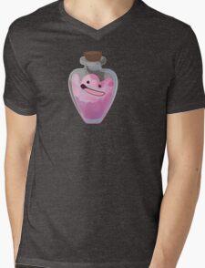 Ditto Goo Mens V-Neck T-Shirt