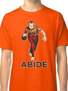 Bowling Nixon Abide  Classic T-Shirt