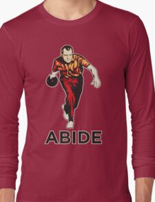 Bowling Nixon Abide  Long Sleeve T-Shirt