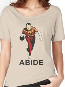 Bowling Nixon Abide  Women's Relaxed Fit T-Shirt