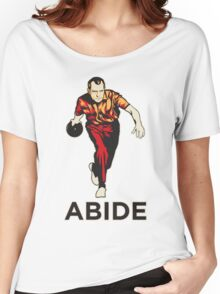 Bowling Nixon Abide  Women's Relaxed Fit T-Shirt