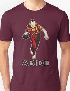 Bowling Nixon Abide  T-Shirt