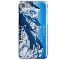 The Mountains are Calling and I must go iPhone Case/Skin