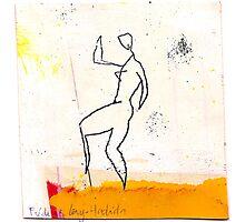 dancer 1 Photographic Print
