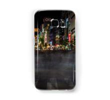 Tokyo Ghosts - Shibuya Crossing Long Exposure Samsung Galaxy Case/Skin