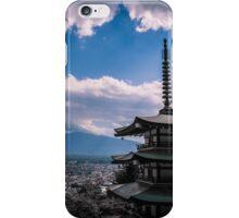Fuji View iPhone Case/Skin
