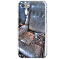 Edna's chair. iPhone Case/Skin