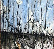 Bushfire 1 by Pete Gailey