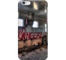 The Strangerz iPhone Case/Skin