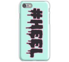 #HEEL - Pastel B iPhone Case/Skin