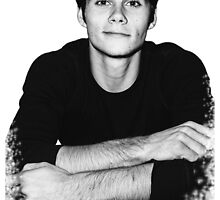 Dylan O'Brien by Pineapplexpress