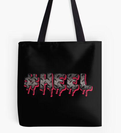 #HEEL - Metal Tote Bag