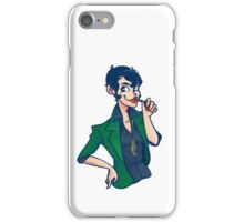 Lady Lupin iPhone Case/Skin