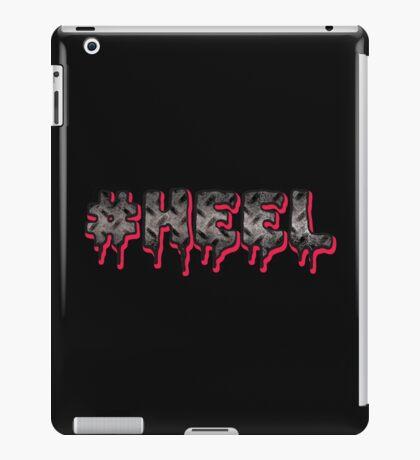 #HEEL - Metal iPad Case/Skin