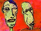 SUBCONSCIOUS FRIENDS (9/11) by Cosimo Piro