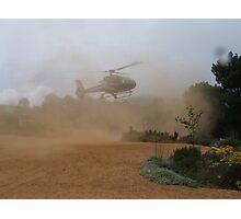 Sandstorm.... Photographic Print