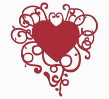 Red Heart by Shelagh Linton