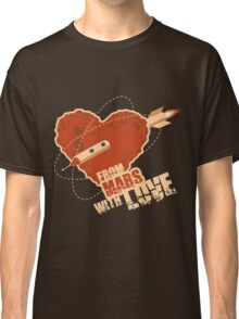 From Mars with love Classic T-Shirt