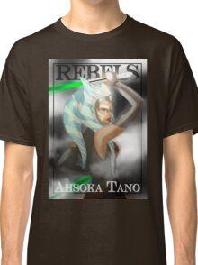 Ahsoka Tano - Rebels Classic T-Shirt