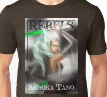 Ahsoka Tano - Rebels Unisex T-Shirt
